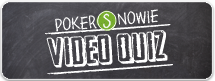 PokerSnowie Video Quiz
