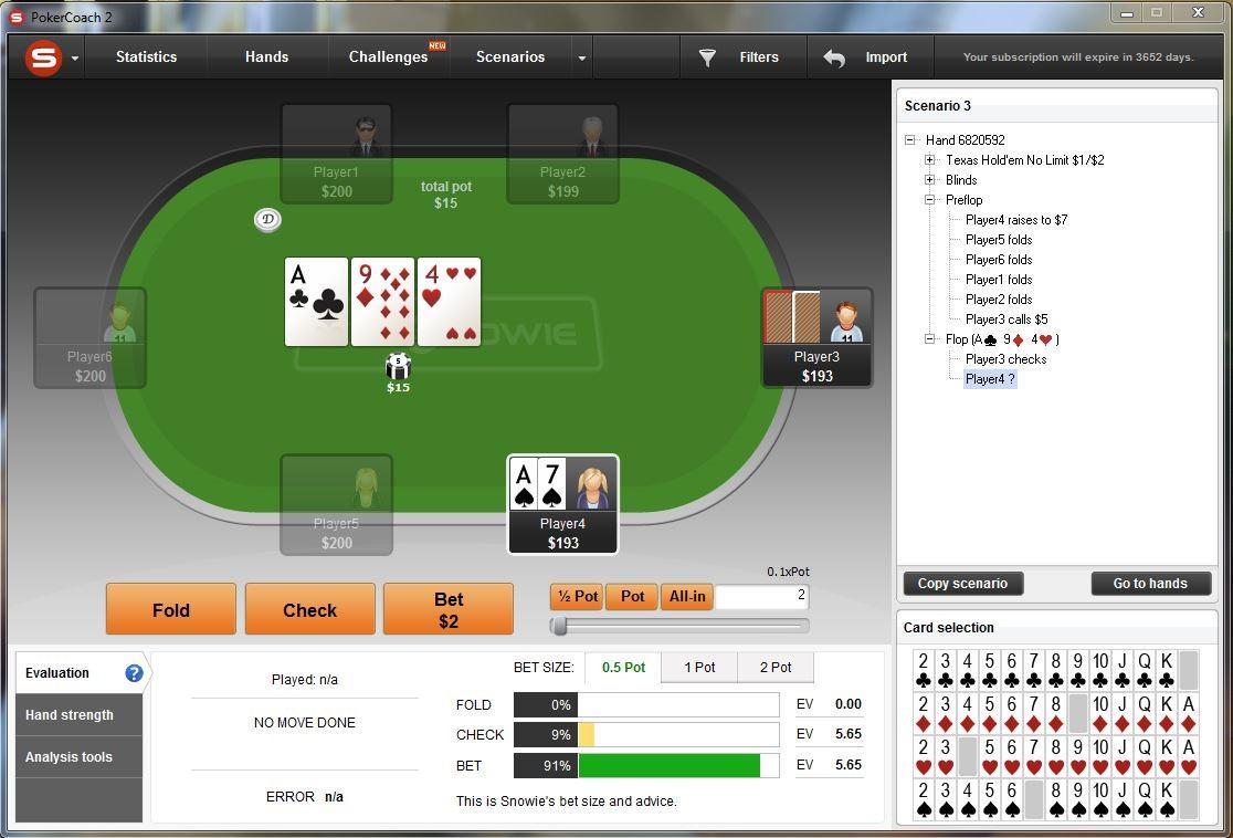 Cbet poker centre commercial casino la bouilladisse
